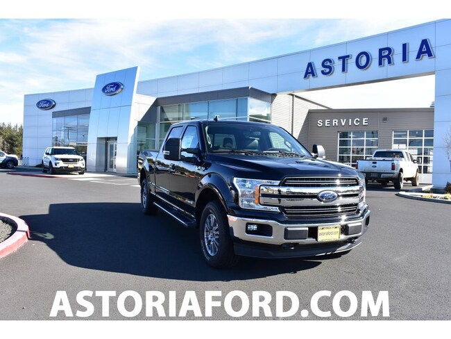 2019 Ford F-150 Lariat 4WD SuperCrew 6.5 Box