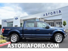 2016 Ford F-150 XL 4WD SuperCrew 145