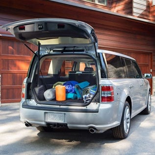 Ford Flex Trunk