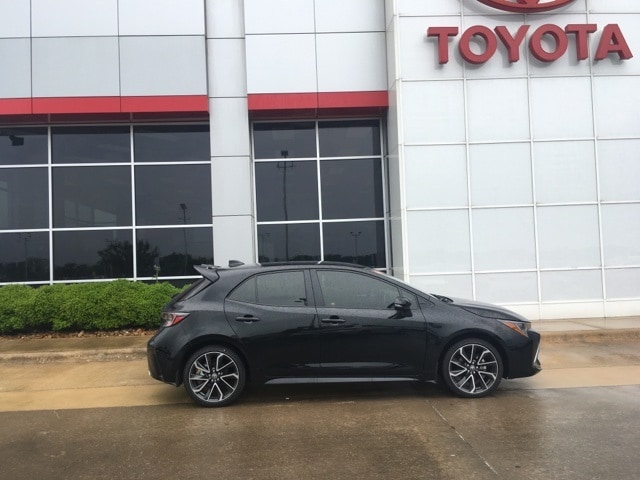 New 2019 Toyota Corolla Hatchback For Sale at Bryan College Station