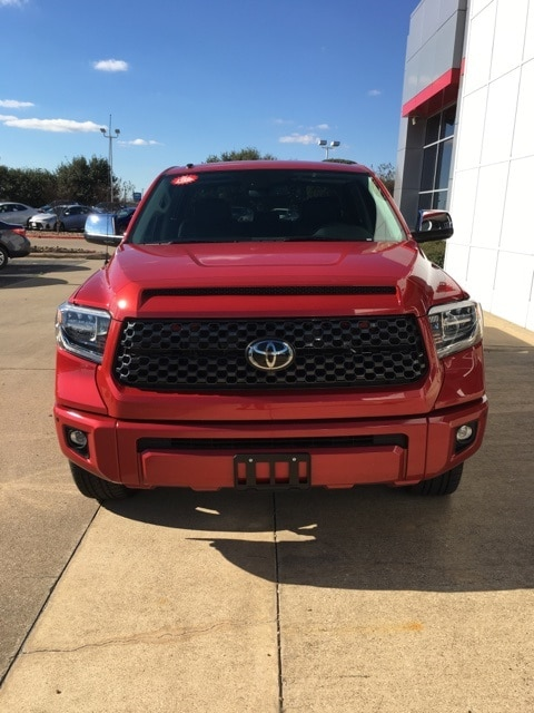 New 2019 Toyota Tundra For Sale at Bryan College Station
