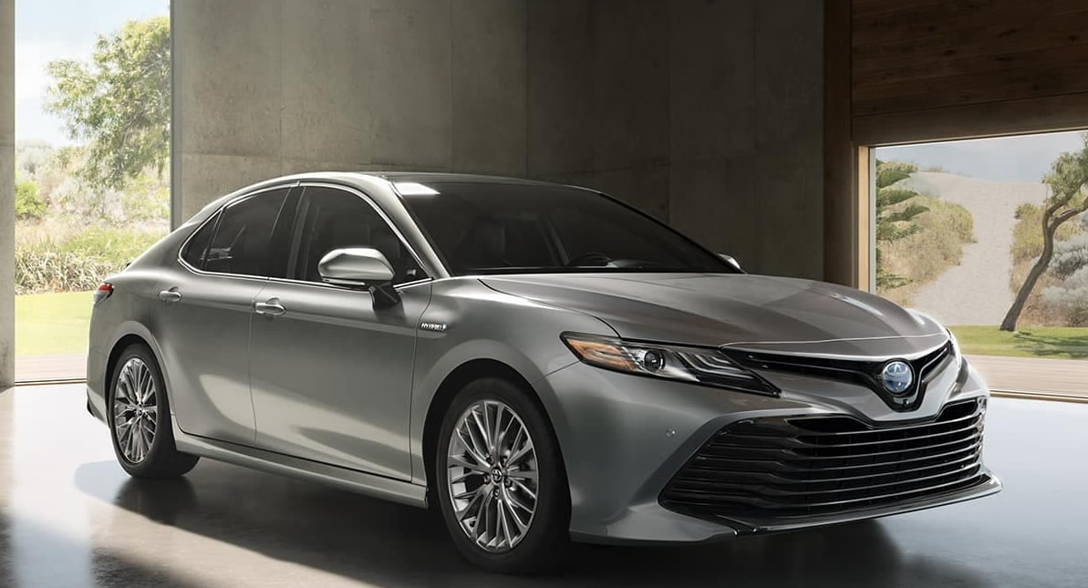 2020 Camry at Bryan College Station Toyota