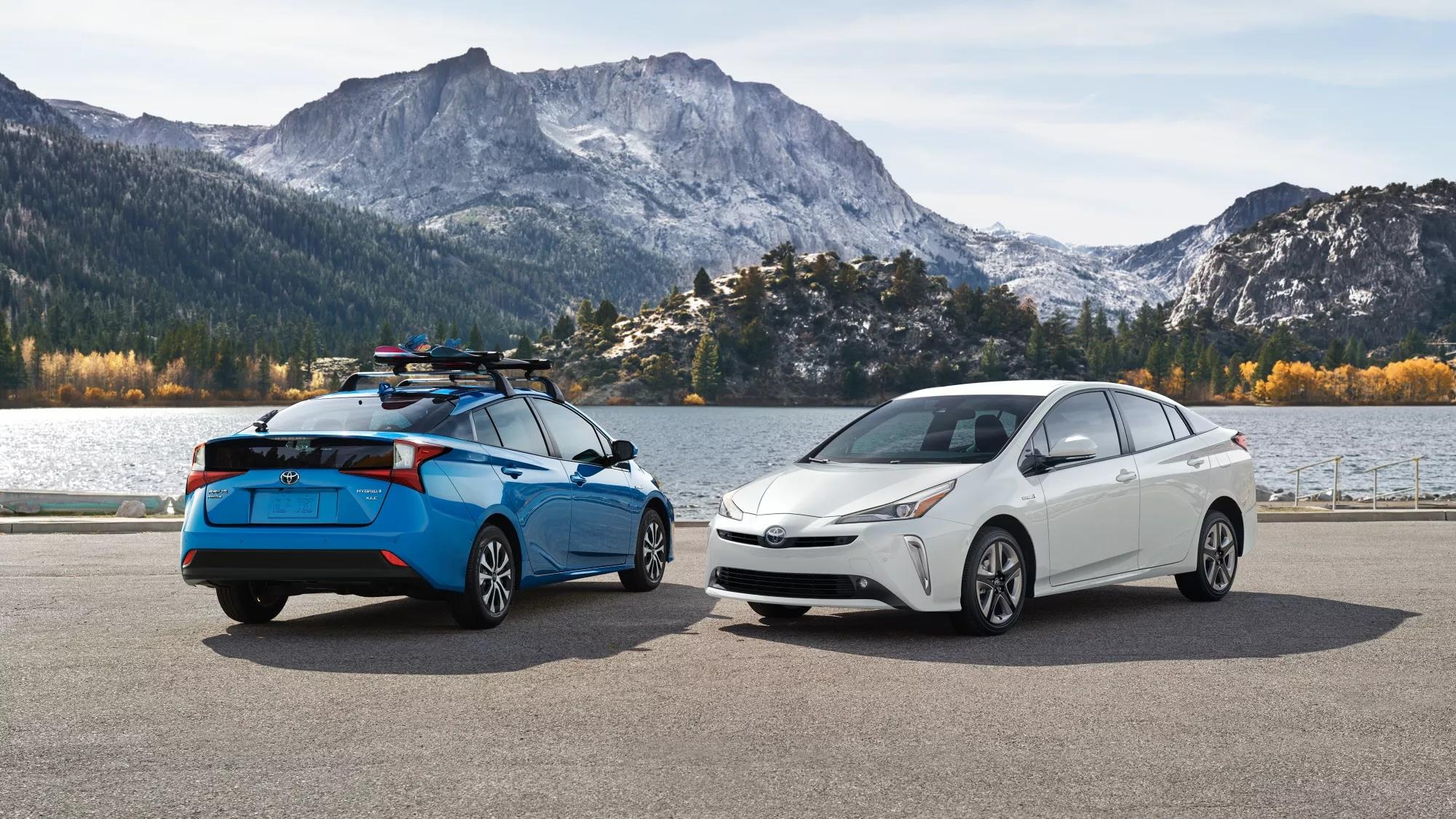 New Hybrid Vehicles at Bryan College Station Toyota Near Me - Bryan, TX