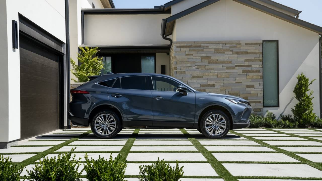 2021 Toyota Venza Autotrader Best New Car of 2021