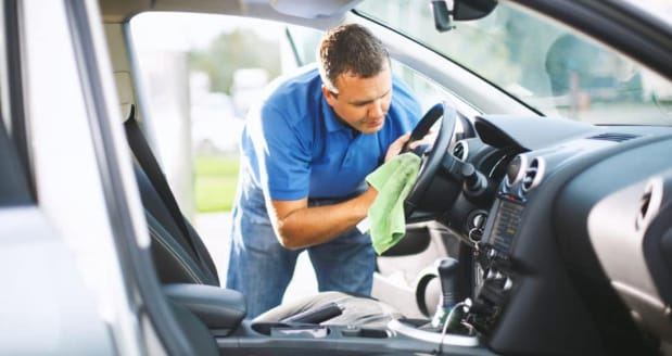 How To Sanitize Your Toyota