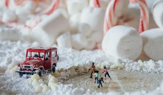 Holiday Season at Huntsville Toyota in Huntsville, TX