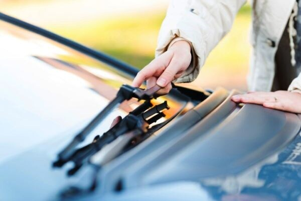 How To Change Wiper Blades with Huntsville Toyota