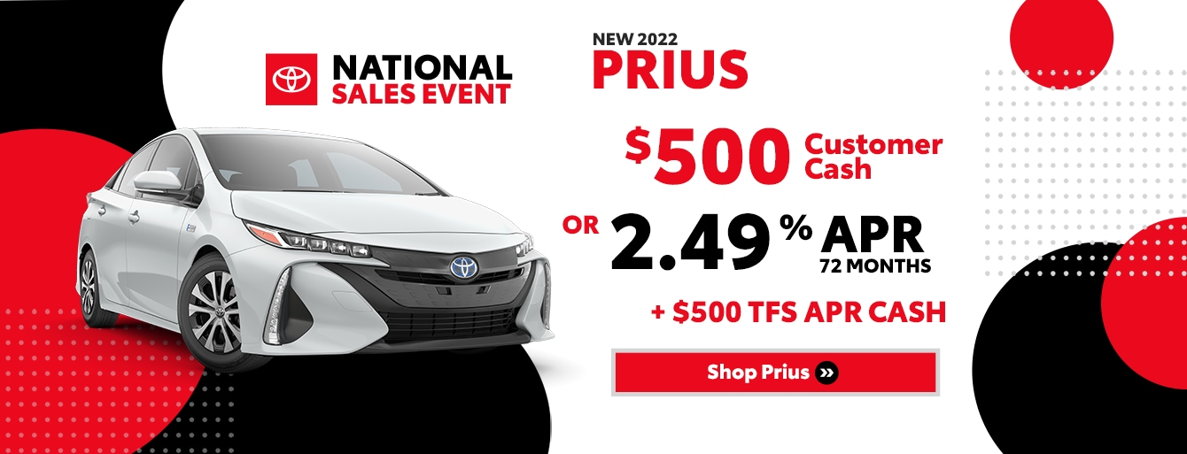 Toyota National Sales Event in Huntsville, Texas
