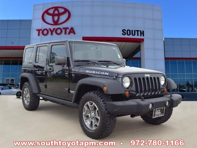 2013 Jeep Wrangler Unlimited Rubicon SUV
