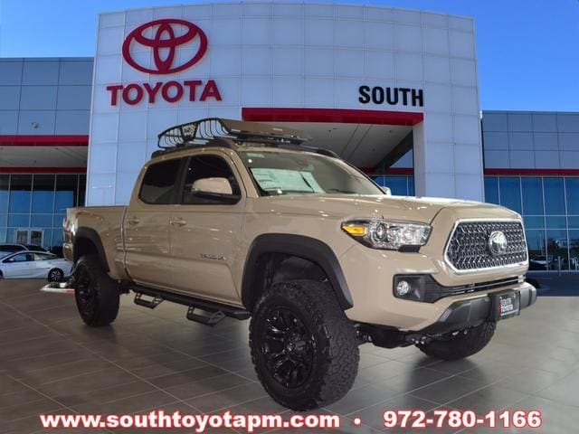 Toyota Tacoma Trd Off Road >> New 2019 Toyota Tacoma Trd Off Road V6 For Sale In Dallas