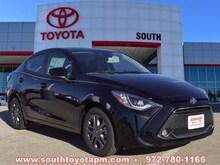2019 Toyota Yaris XLE Sedan