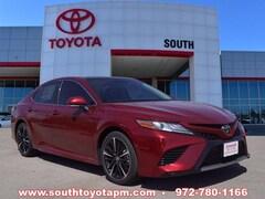 2018 Toyota Camry XSE Sedan