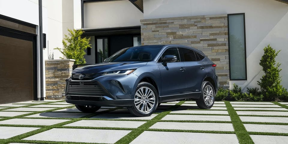 New 2021 Toyota Venza Near Fort Worth Awarded Best New Car of 2021 by Autotrader