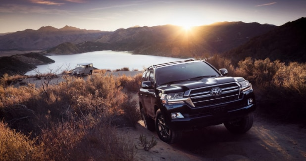 2020 Land Cruiser at South Toyota