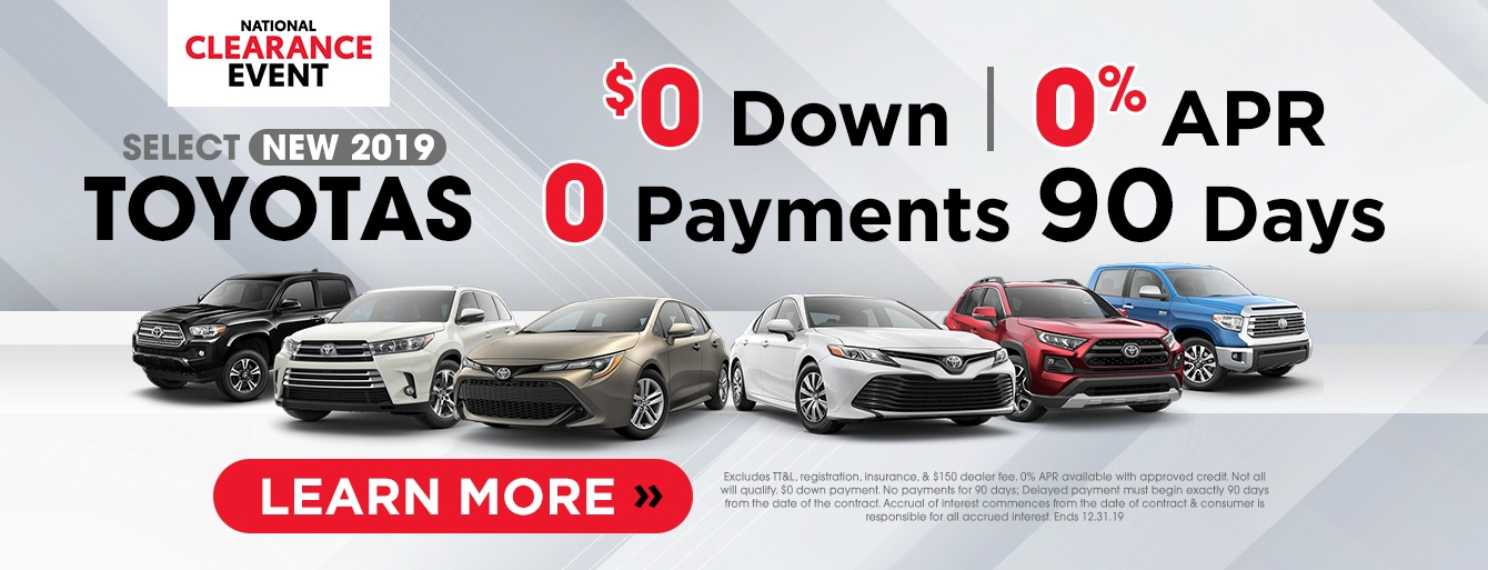 New Toyota & Used Car Dealership | Dallas TX | South Toyota