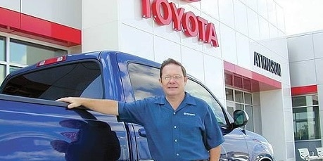 Welcome To Atkinson Toyota South Dallas