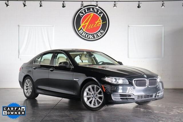 2014 BMW 535i 535i Sedan