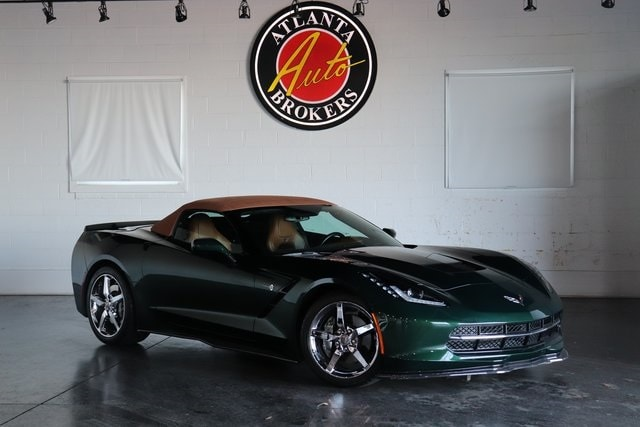 2014 Chevrolet Corvette Stingray Base Convertible