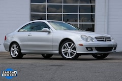 2008 Mercedes-Benz CLK-Class CLK 350 Coupe
