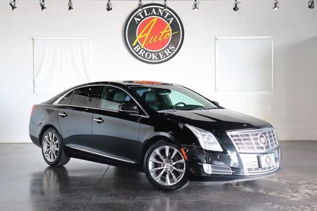 2015 CADILLAC XTS Premium Sedan
