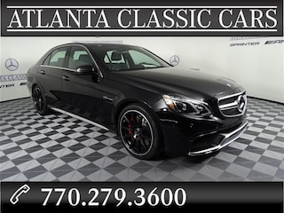 2014 Mercedes-Benz AMG E 63 Performance Package E-Class SEDAN