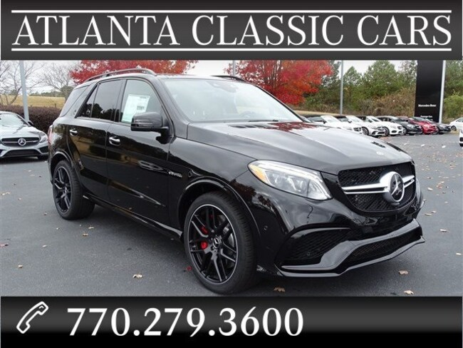 In Duluth, GA 2019 Mercedes-Benz AMG GLE 63 S 4MATIC SUV