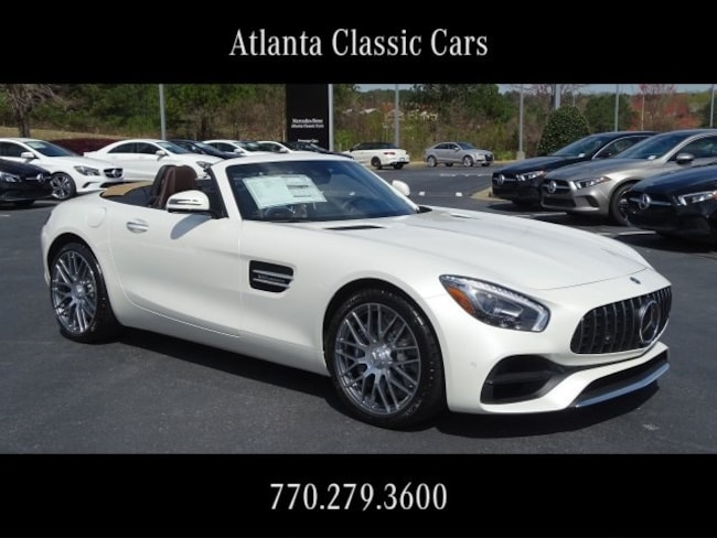 In Duluth, GA 2019 Mercedes-Benz AMG GT Roadster