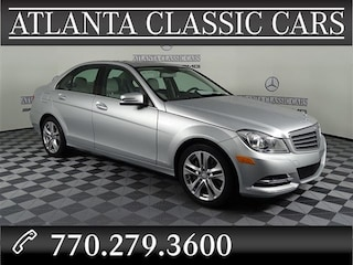 2014 Mercedes-Benz C 300 4matic Sedan C-Class SEDAN