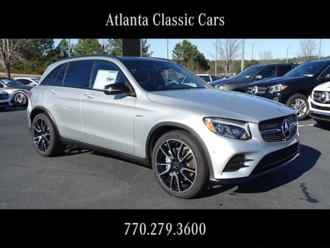 In Duluth, GA 2019 Mercedes-Benz AMG GLC 43 4MATIC SUV