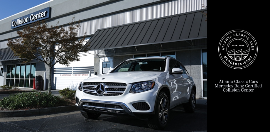 Mercedes-Benz Certified Collision Center | Atlanta Classic ...