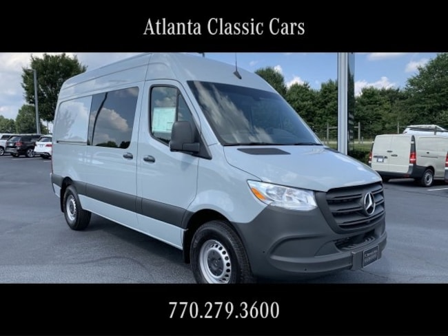 In Duluth, GA 2019 Mercedes-Benz Sprinter 2500 High Roof V6 Van Crew Van