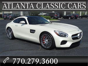 2016 Mercedes-Benz AMG GT S GT COUPE