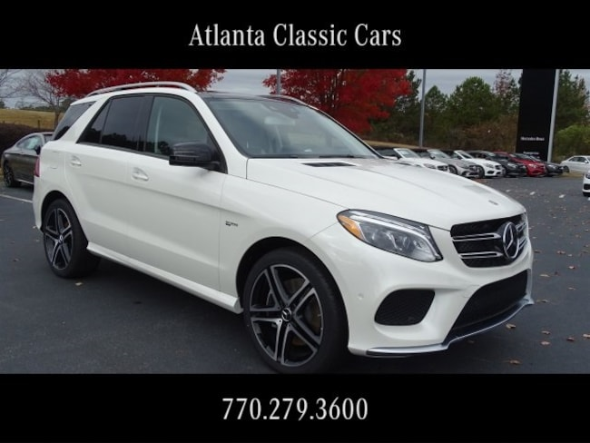In Duluth, GA 2019 Mercedes-Benz AMG GLE 43 4MATIC SUV