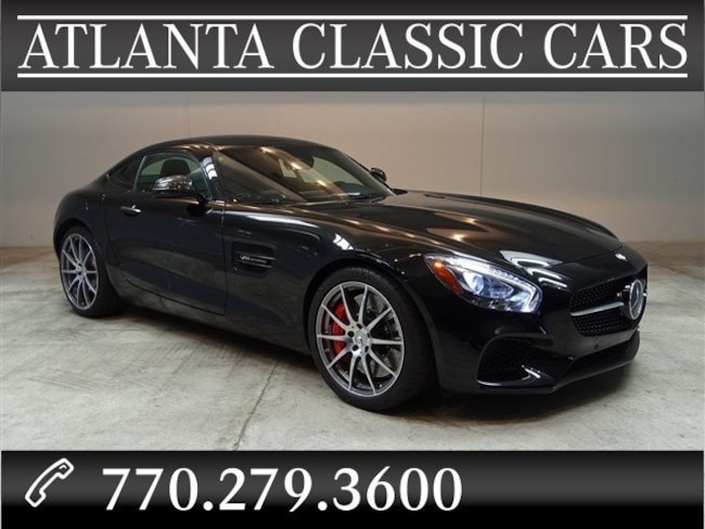 Pre-Owned 2016 Mercedes-Benz AMG GT S GT Black For Sale | Atlanta ...