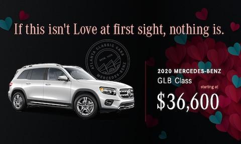 February 2020 GLB SUV
