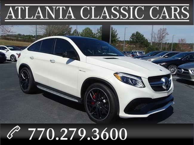 In Duluth, GA 2018 Mercedes-Benz AMG GLE 63 4MATIC SUV