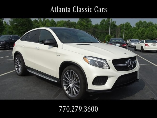 In Duluth, GA 2019 Mercedes-Benz AMG GLE 43 4MATIC Coupe