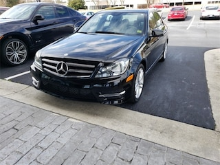 2014 Mercedes-Benz C 250 Sedan C-Class SEDAN