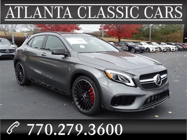 In Duluth, GA 2019 Mercedes-Benz AMG GLA 45 4MATIC SUV