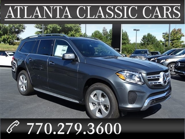 In Duluth, GA 2018 Mercedes-Benz GLS 450 4MATIC SUV