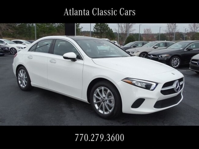 In Duluth, GA 2019 Mercedes-Benz A-Class A 220 Sedan
