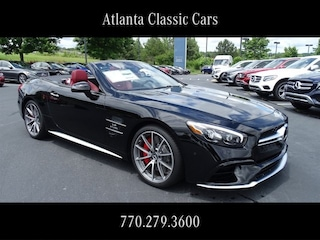 2018 Mercedes-Benz AMG SL 63 Convertible in Duluth, GA