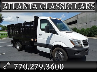 2018 Mercedes-Benz Sprinter 3500XD Chassis Standard Roof V6 Truck in Duluth, GA