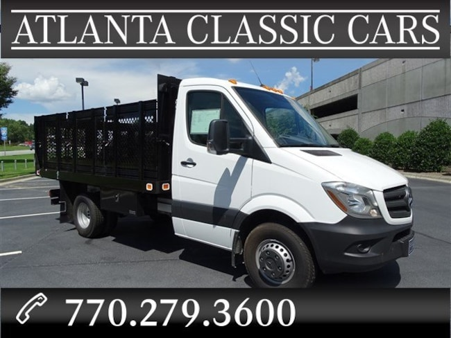 In Duluth, GA 2018 Mercedes-Benz Sprinter 3500XD Chassis Standard Roof V6 Truck
