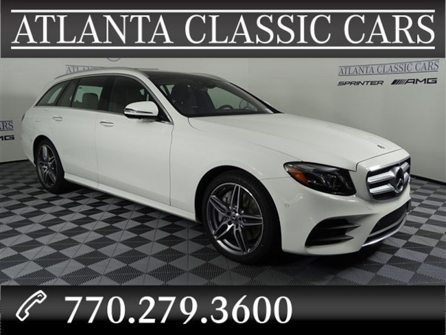 In Duluth, GA 2019 Mercedes-Benz E-Class E 450 4MATIC Wagon