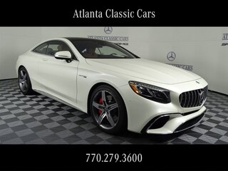 2019 Mercedes-Benz AMG S 63 4MATIC Coupe in Duluth, GA