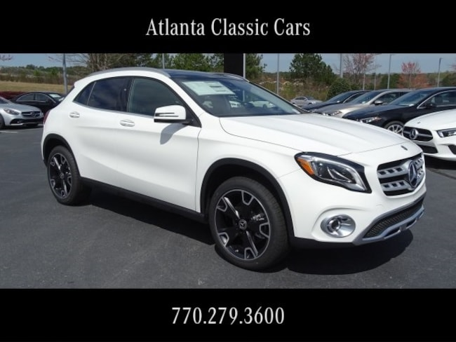 In Duluth, GA 2019 Mercedes-Benz GLA 250 SUV