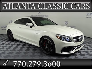 2017 Mercedes-Benz AMG C 63 S Coupe C-Class COUPE