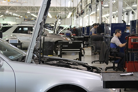 MercedesBenz Parts Service In Duluth Serving The Greater - Authorized mercedes benz repair shops