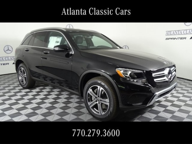 In Duluth, GA 2019 Mercedes-Benz GLC 300 SUV